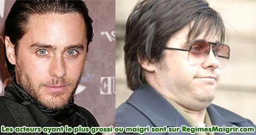 Jared Leto a pris 28 kilogrammes pour son rôle dans le film Chapitre 27
