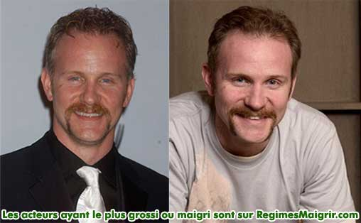 Morgan Spurlock a pris 12 kg pour son documentaire Super Size Me
