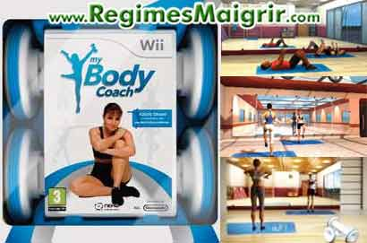 My Body Coach sur Wii
