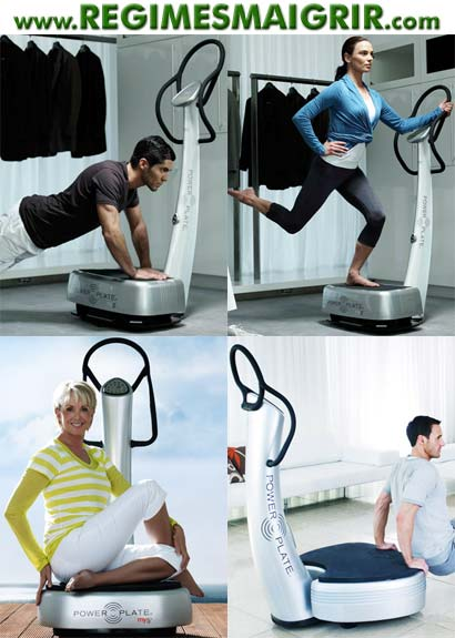 Les machines Power Plate sont un dispositif m�dical de classe 2