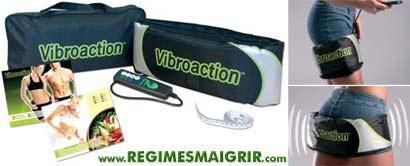 Ceinture vibrante Vibro Action aussi appelée Vibro Slim