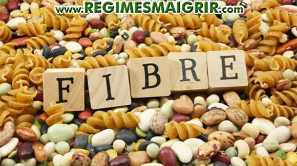 Les aliments à haute teneur fibreuse sont bons pour la santé