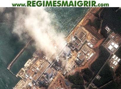 Accident nucléaire aux centrales de Fukushima au Japon
