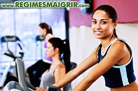 Une attitude positive aide grandement � maigrir notamment quand vous devez faire du sport