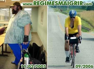 Tom Stormcrowe a perdu 173 kilos en 4 ans notamment gr�ce � un bypass mais surtout gr�ce � une volont� in�branlable