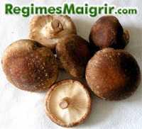 Les champignons Shiitake sont capables de lutter contre énormément de problèmes de santé