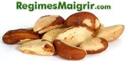 Les noix brésiliennes ont une teneur fantastique en sélénium notamment