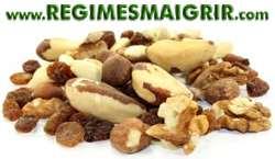 Consommer des fruits secs et des noix en modération après l'effort est une bonne façon d'aider le corps à retrouver la forme rapidement