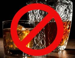 Il faut éviter les boissons alcoolisées quand vous souhaitez perdre du poids et stabiliser à vie