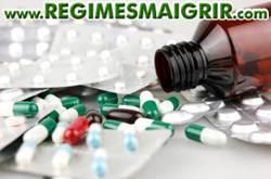Les pilules minceur promettent un amaigrissement rapide, mais ne constituent pas une méthode pérenne ni saine