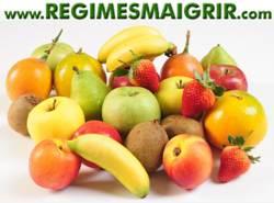 Les fruits sont un type d'encas sain