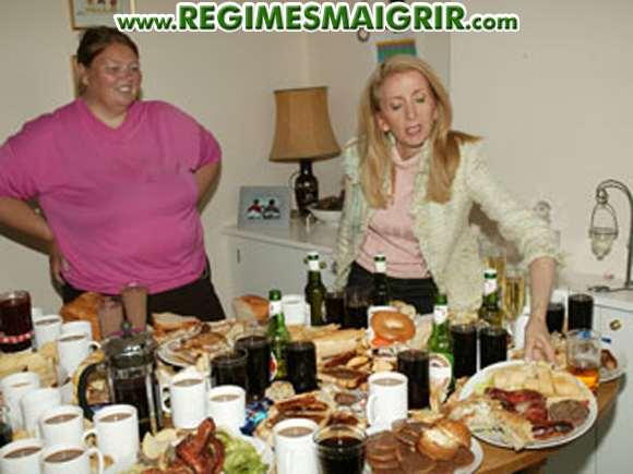 La diététicienne peut aider les clients à maigrir en leur faisant comprendre ce qu'est l'équilibre alimentaire