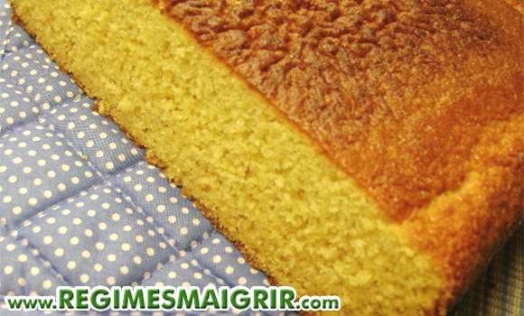 Le pain de maïs est doré et est ainsi un signe de richesse