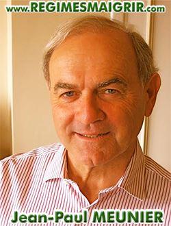 Jean-Paul Meunier, nutritionniste et naturopathe
