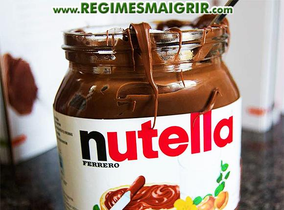 Un pot de Nutella