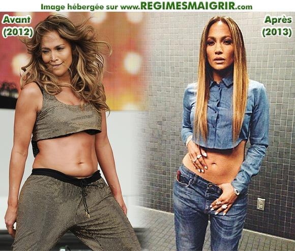 Shamy18 blog - Jennifer lopez avant apres ...