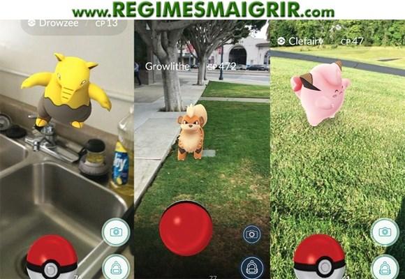 La chasse aux Pokémons se passe partout et peut devenir vite chronophage