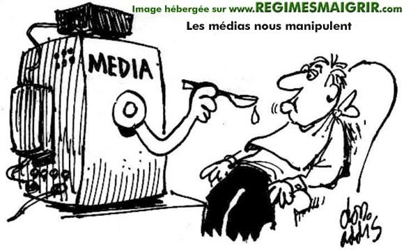 Les médias nous manipulent