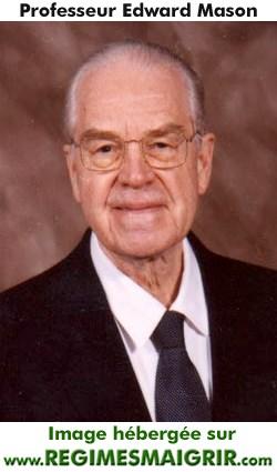 Le professeur Edward Mason a inventé la chirurgie bariatrique