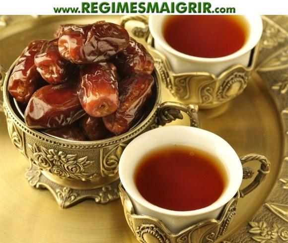 Les thés contribuent à garder une bonne hydratation pendant le mois sacré