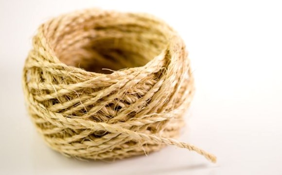 Une bobine de ficelle