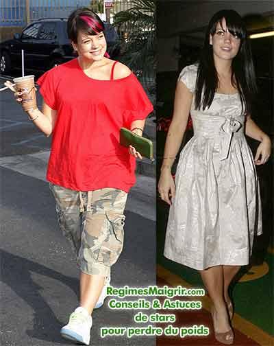 Lily Allen a eu recours � des sessions d'hypnose pour contr�ler son alimentation
