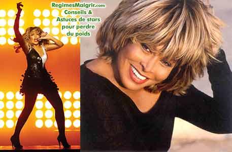 Tina Turner garde la ligne depuis des dizaines d'années grâce à un style de vie sain