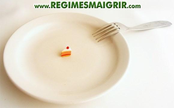 L'id�e de manger moins pour maigrir est bonne mais trop souvent exag�r�e par beaucoup de gens qui n'osent plus rien manger