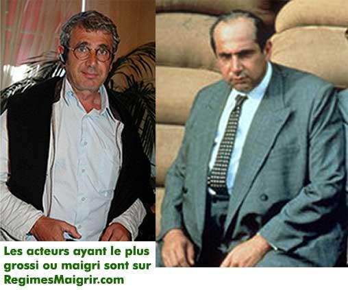 Michel Boujenah a grossi de 16 kilos pour le film Le Nombril du Monde
