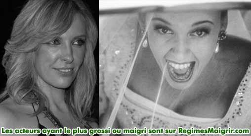 Toni Colette a pris 21 kilogrammes pour le film Muriel