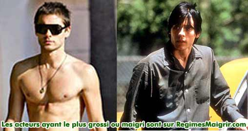 Jared Leto a maigri de 13 kilogrammes pour son rôle dans Requiem for a Dream