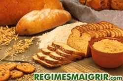 Les nourritures fabriquées avec beaucoup d'étapes de transformation et contenant du blé sont souvent constipantes