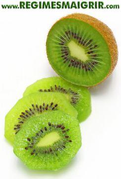 Le kiwi est un fruit rempli de bienfaits santé surtout quand vous le consommez frais et cru