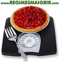 Manger des plats moins caloriques aide à gérer votre poids corporel plus aisément