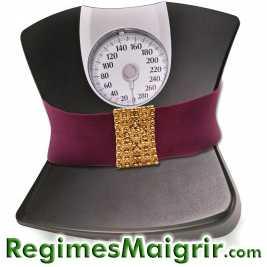 Pesez-vous 1 fois par semaine quand vous voulez perdre 30 kilos