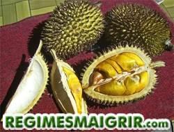 Le durian présente une odeur à la limite du supportable pour beaucoup de gens