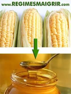 Le sirop de maïs à haute teneur en fructose est très peu cher et trop utilisé de nos jours en tant qu'édulcorant par les fabricants agroalimentaires