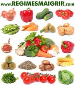 Divers fruits et légumes qui produisent un impact soit sur l'acidité soit sur la basicité du corps