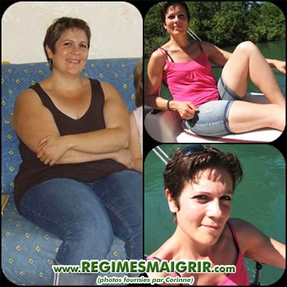 perte de poids femme 50 ans