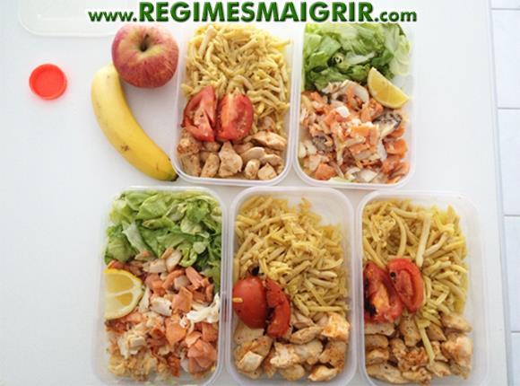 Prendre cinq repas modestes en quantité chaque jour au lieu de trois repas copieux est bénéfique