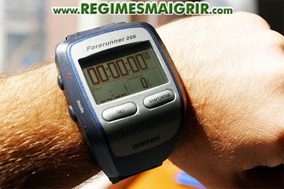 Le cardiofréquencemètre Forerunner fabriqué par Garmin fait partie des stars du secteur