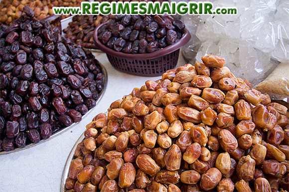 Les dattes étaient très consommées par le prophète Mohammed