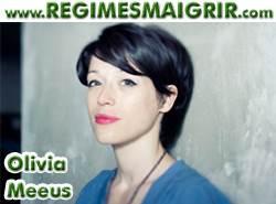 La diététicienne-nutritionniste Olivia Meeus