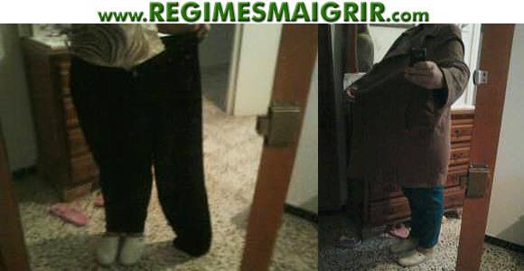 Les anciens vêtements de Rim étaient devenus tout simplement trop grands pour elle