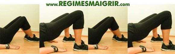 Exercice pour cibler les abdominaux