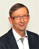 Photo portrait du docteur Jean-Luc Pouille