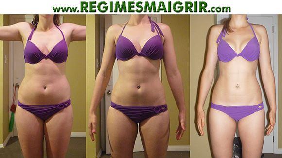 comment maigrir des hanches