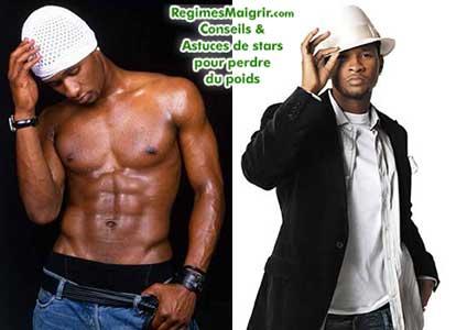 Usher garde sa ligne et ses abdos en s'entraînant physiquement et en mangeant sainement