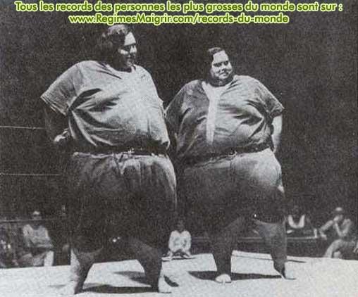 Billy Leon et Benny Loyd impressionnaient souvent les équipes de catch adverses bien avant le match