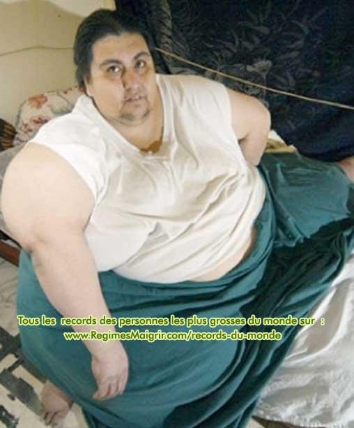 Manuel Uribe pris en photographie de haut